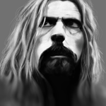Rob zombie: 30 min limit study by The-Dander