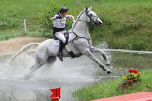 3DE Cross Country Water Obstacle Series IX/8 by LuDa-Stock