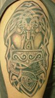 Celtic  Tattoo by 2Face-Tattoo