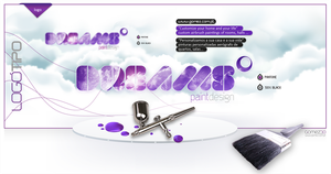 DREAMS_paintdesign by gomez-design