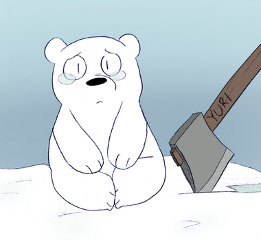 Yuri And The Bear by kirbro