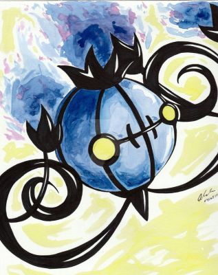 Chandelure by Snappedragon