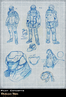 DS:S [Pilot Concepts] by Zaeta-K