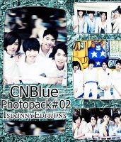 CNBlue - PHOTOPACK#02 by JeffvinyTwilight