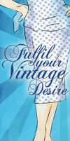 Fulfill Your Vintage Desire. by beanarts
