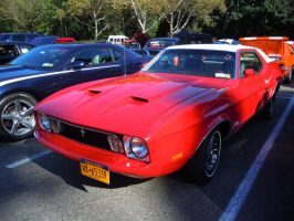 1973 Ford Mustang II by Brooklyn47