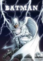 White Lantern Batman ultimate by aRmydesigner