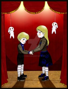 Puppet Theatre by Kveld