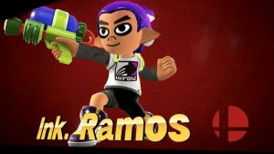 Inkling Ramos by AngelMaria89