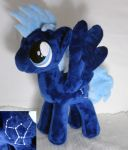 Star Hunter Plush by Cryptic-Enigma