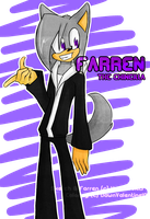 +. Yo! The Name's Farren! .+ by DawnValentine101