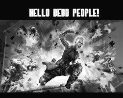 Hello dead people by axl99