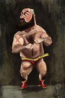 ZANGIEF by keizler