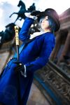 Ciel Phantomhive - welcome to my Mansion by Firiless