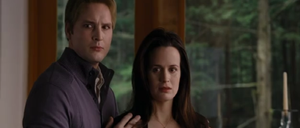Carlisle and Esme: Screenshot: Breaking Dawn Part1 by BrokenHeartShattered
