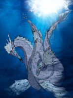 Deep Sea Hydra by LostHellAngel