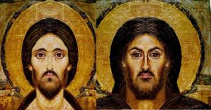 Two-Faced Jesus by kirkdane