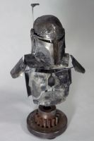 Scrap Metal Boba Fett - 6 by Devin-Francisco