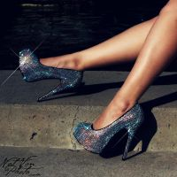 Crystal Heels by NatVon
