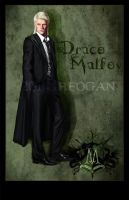 Draco Malfoy - College Years by Breogan