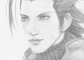 Crisis Core - Zack Fair by Nica-vb