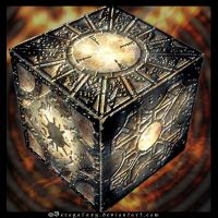 Hellraiser Cube by zerogalaxy