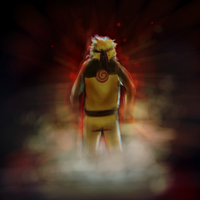 Demon's Chakra by Out-of-the-rain