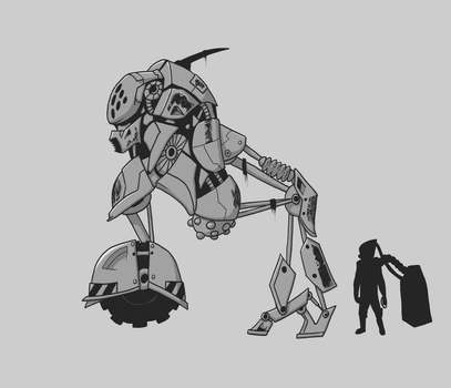 Mech test by zazick12