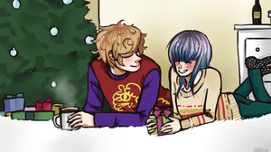 so this is Christmas... by CrazyNekoHime