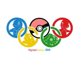 Pokemon olympic games by DanielSandrea