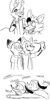 Uhm by Cookie-and-her-foxes