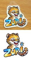 Zuri Badge by jrtracey