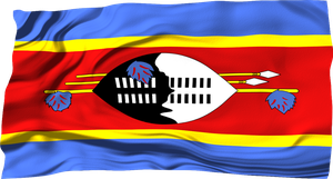 Flags of the World: Swaziland by MrAngryDog