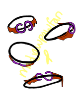bracelet contest entry 1 by Emporess-Jing