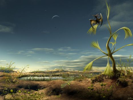 Alien Biotope by Gate-To-Nowhere
