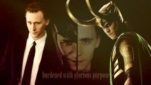 Burdened With Glorious Purpose by clopintrouillefan