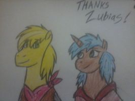 Fool's Gold and Tripwire - Thanks Zubias by Neos-Two