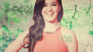 Katy Perry Wallpaper by annaemerald