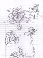 Musical Rags Sketch Dump ((Older)) by Ask-RaggedyServant