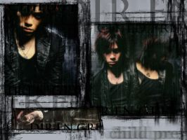 Dir en Grey: Die Wallpaper by sHIK-kUN