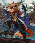Pirate Dreamfinder Commission By Sharkie19 by Dream-finder