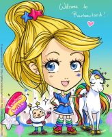 New Rainbow Brite by Glittercandy