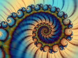 Spiral Tap by parrotdolphin