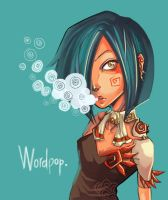 Wordpop by ChiamHarkem