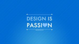 Design IS... Passion by Maqix