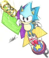 Sonic! by Edumanolo