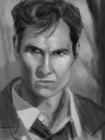 Rust Cohle - True Detective by Faninhojr