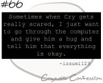 Cryaotic Confession #66 by CryaoticConfessions