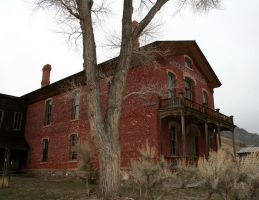 Bannack Ghost Town 41 by Falln-Stock