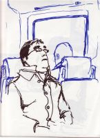 Random Fuckers on the Bus 271 by Inaimathi
